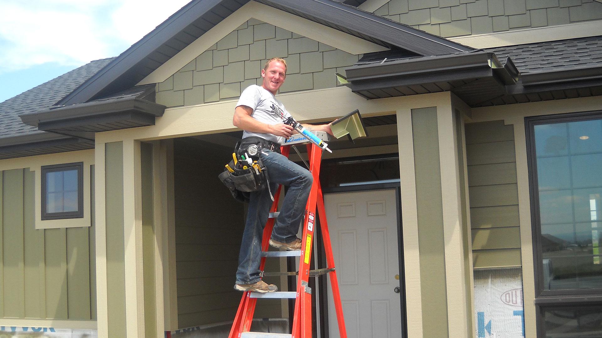 Residential Gutter Repair Amp Installation Billings Mt